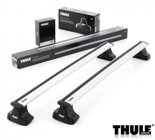 Příčníky Thule 754 + 962 + KIT