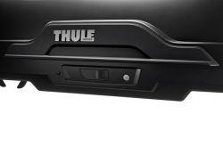 Thule Motion XT M - lesklá titanová