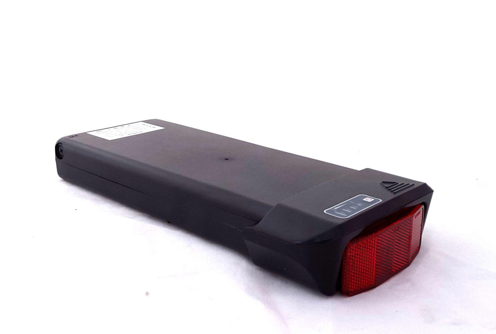 Nosičová baterie DLG Beibo 12Ah, 36V černá